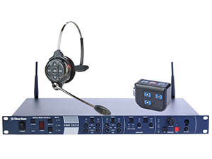 Clearcomm DX210 Wireless Comm Set