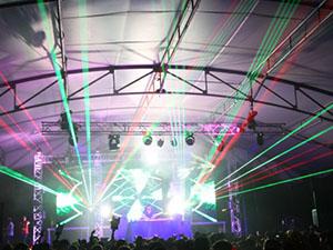 11w RGB Piko Lasers