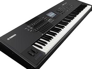 Yahama Motif 7 Keyboard