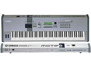 Yahama Motif 8 Keyboard